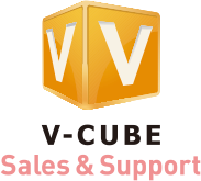 login-vcube-sales-support